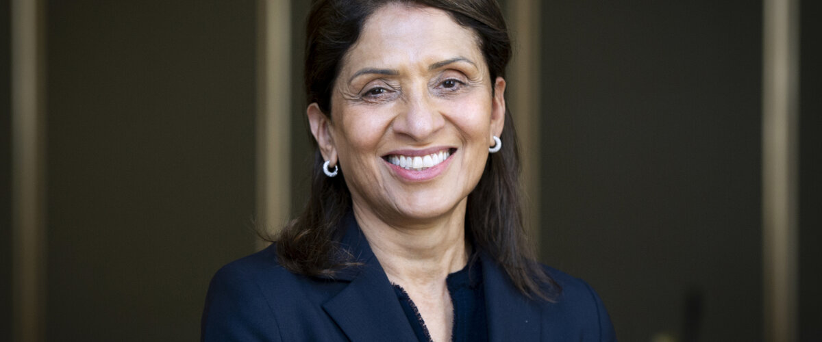 United Nations Deputy Special Envoy for Syria Ms.Khawla Matar