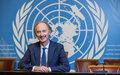 نص التصريحات التي أدلى بها مبعوث الأمم المتحدة الخاص إلى سوريا، السيد جير أو بيدرسن، قبل انعقاد الجلسة الخامسة للهيئة المصغرة للجنة الدستورية السورية